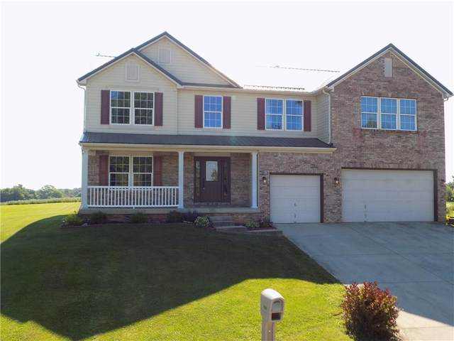 1875 Windemere, Greencastle, IN 46135 (MLS #21726185) :: Mike Price Realty Team - RE/MAX Centerstone