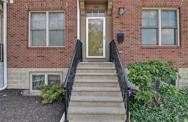 1003 N Alabama Street, Indianapolis, IN 46202 (MLS #21726211) :: The Evelo Team