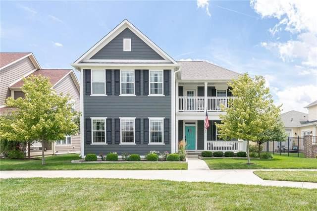 5909 Solomon Harmon Way, Whitestown, IN 46075 (MLS #21726221) :: Anthony Robinson & AMR Real Estate Group LLC