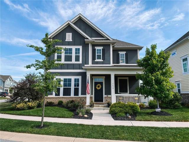 1614 Waterleaf Drive, Westfield, IN 46074 (MLS #21726256) :: Anthony Robinson & AMR Real Estate Group LLC