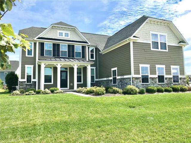 11915 Mannings Pass, Zionsville, IN 46077 (MLS #21726260) :: Anthony Robinson & AMR Real Estate Group LLC
