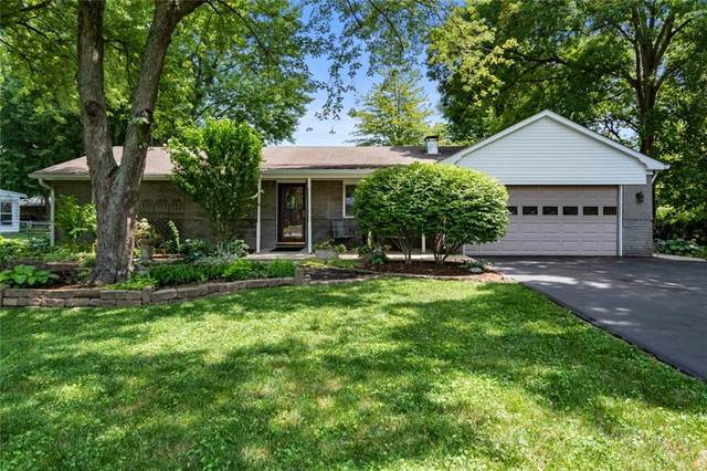 905 Burbank Road, Indianapolis, IN 46219 (MLS #21726265) :: Your Journey Team