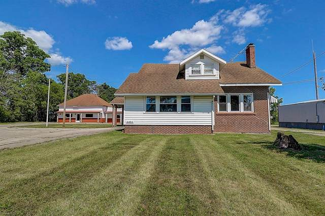4404 & 4410 N Old State Rd 3, Muncie, IN 47303 (MLS #21726281) :: David Brenton's Team