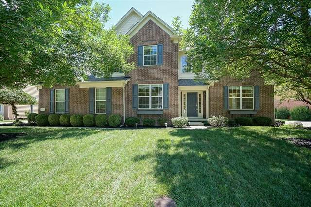 13439 Silverstone Drive, Fishers, IN 46037 (MLS #21726307) :: Mike Price Realty Team - RE/MAX Centerstone