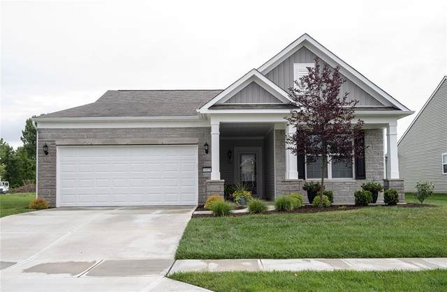 16038 Tuscany Court, Fishers, IN 46037 (MLS #21726318) :: Dean Wagner Realtors
