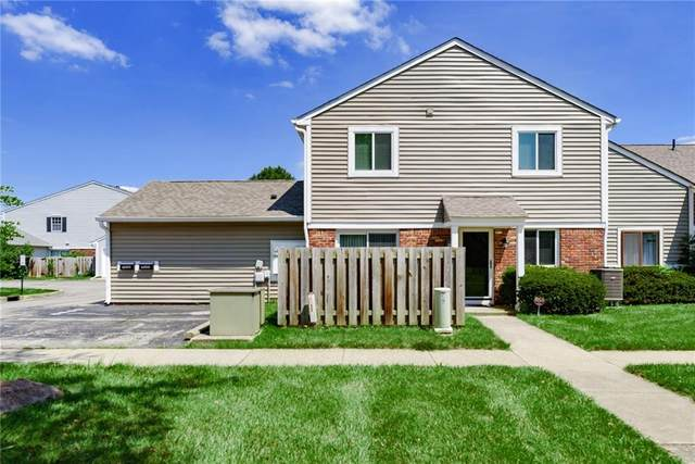 6009 Wingedfoot Court, Indianapolis, IN 46254 (MLS #21726329) :: David Brenton's Team