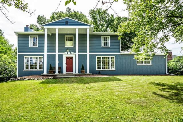 7225 Westminster Drive, Indianapolis, IN 46256 (MLS #21726331) :: Dean Wagner Realtors