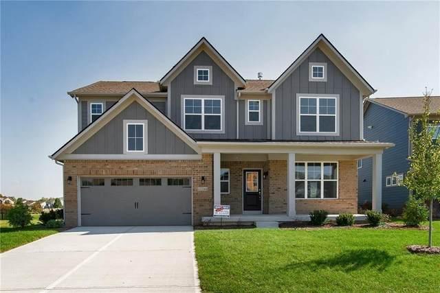 2660 Marsh Hawk Drive, Greenwood, IN 46143 (MLS #21726362) :: Richwine Elite Group