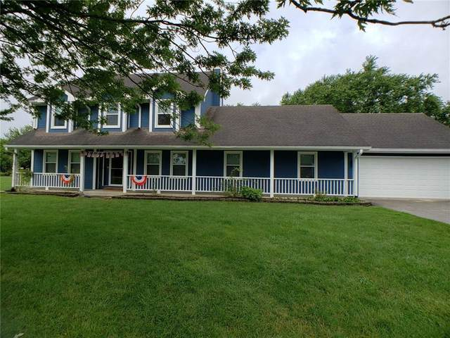 6038 Wilshire Drive, Indianapolis, IN 46259 (MLS #21726389) :: Mike Price Realty Team - RE/MAX Centerstone
