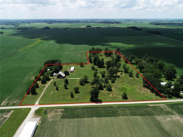 6898 S 300 E, Frankfort, IN 46041 (MLS #21726407) :: Realty ONE Group Dream