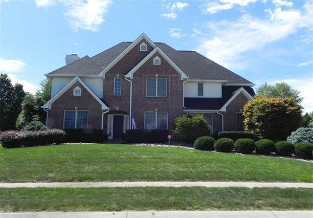 6306 Deerhurst Way, Indianapolis, IN 46237 (MLS #21726431) :: Corbett & Company