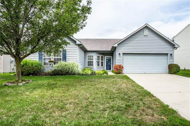 5358 Shamus Drive, Indianapolis, IN 46235 (MLS #21726439) :: AR/haus Group Realty