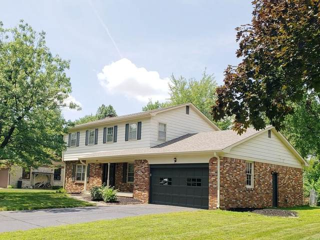 7204 Vauxhall Road #0, Indianapolis, IN 46250 (MLS #21726455) :: Mike Price Realty Team - RE/MAX Centerstone
