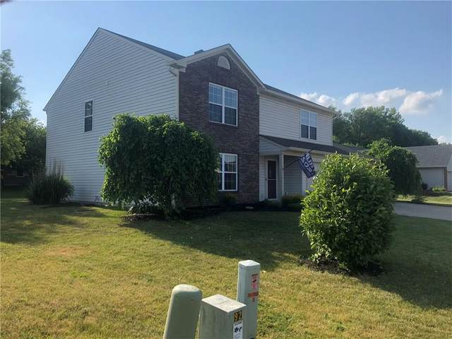 156 Brooks Way, Pittsboro, IN 46167 (MLS #21726471) :: The Indy Property Source
