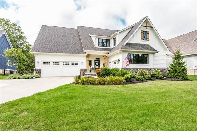 5839 E 75th Street, Indianapolis, IN 46250 (MLS #21726478) :: AR/haus Group Realty