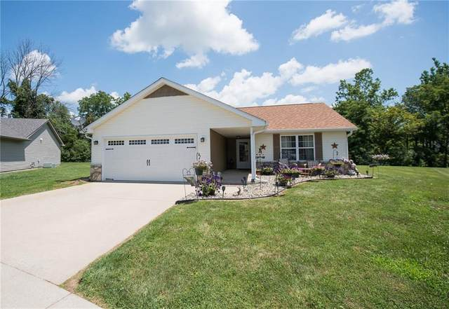 8 Pinewood Court, Greencastle, IN 46135 (MLS #21726501) :: Mike Price Realty Team - RE/MAX Centerstone