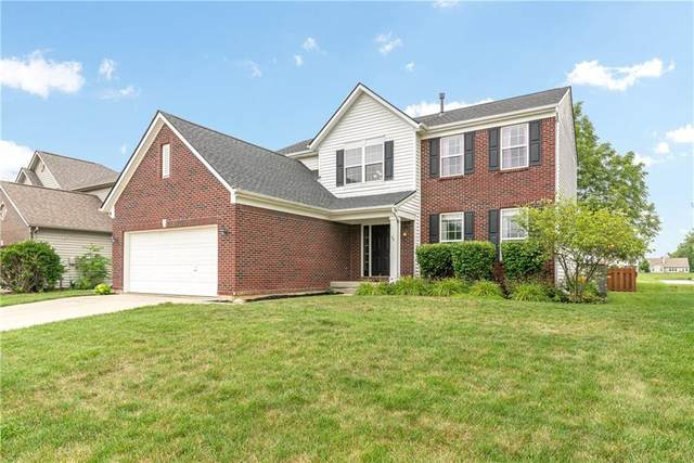 14504 Chapelwood Lane, Fishers, IN 46037 (MLS #21726537) :: Mike Price Realty Team - RE/MAX Centerstone