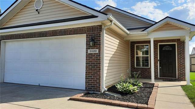 5520 Honey Creek Court, Indianapolis, IN 46221 (MLS #21726545) :: Anthony Robinson & AMR Real Estate Group LLC
