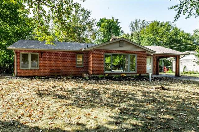 3231 E 48th Street, Indianapolis, IN 46205 (MLS #21726561) :: David Brenton's Team
