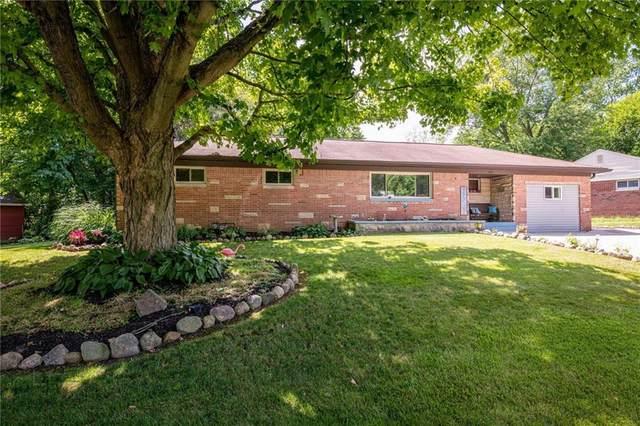 763 Sunset Drive, Danville, IN 46122 (MLS #21726565) :: Heard Real Estate Team | eXp Realty, LLC