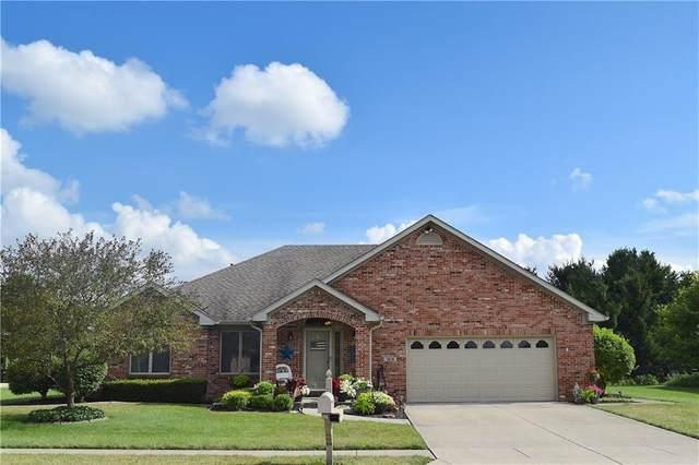 1019 Woodridge, Brownsburg, IN 46112 (MLS #21726574) :: Heard Real Estate Team   eXp Realty, LLC