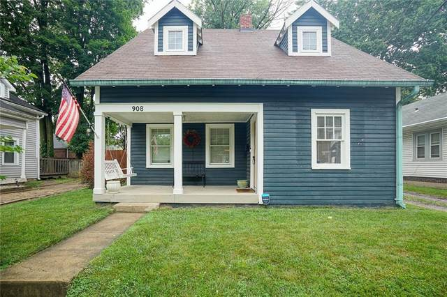 908 E 49th Street, Indianapolis, IN 46205 (MLS #21727577) :: Anthony Robinson & AMR Real Estate Group LLC
