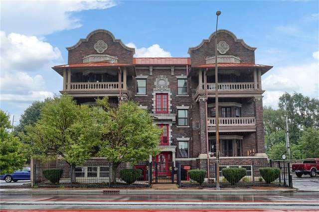 2161 N Meridian Street #4, Indianapolis, IN 46202 (MLS #21727588) :: Heard Real Estate Team | eXp Realty, LLC