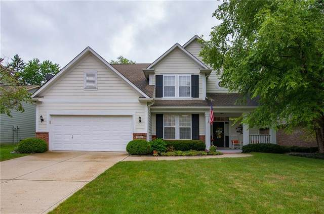 5150 Greenheart Place, Indianapolis, IN 46227 (MLS #21727634) :: David Brenton's Team
