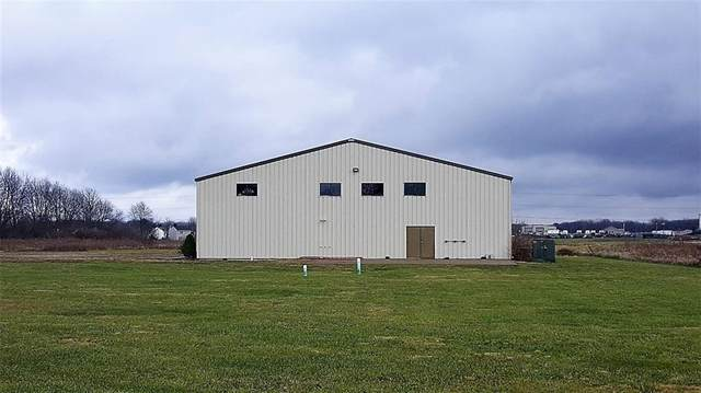 6602 Ridgeview Drive, Anderson, IN 46013 (MLS #21727635) :: Heard Real Estate Team | eXp Realty, LLC