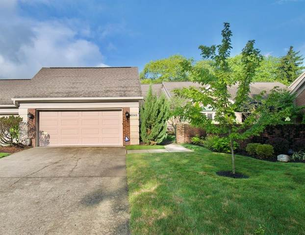 8572 Olde Mill Run, Indianapolis, IN 46260 (MLS #21727686) :: Richwine Elite Group
