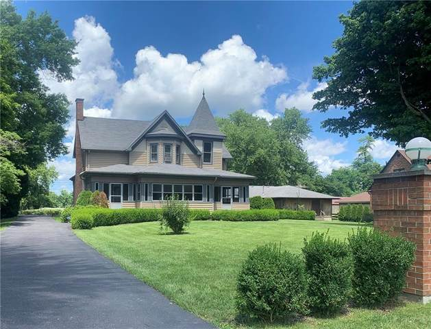 2108 W State Road 340, Brazil, IN 47834 (MLS #21727702) :: Mike Price Realty Team - RE/MAX Centerstone