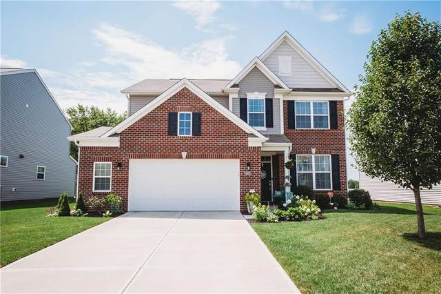4525 Creighton Lane, Indianapolis, IN 46237 (MLS #21727728) :: Mike Price Realty Team - RE/MAX Centerstone