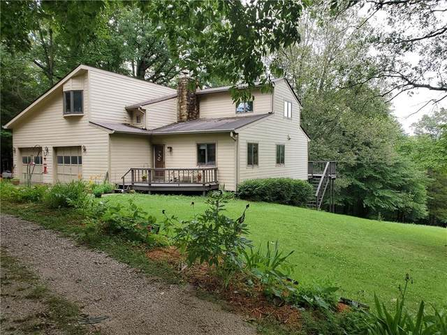4565 Liberty Loop Road, Martinsville, IN 46151 (MLS #21727735) :: David Brenton's Team