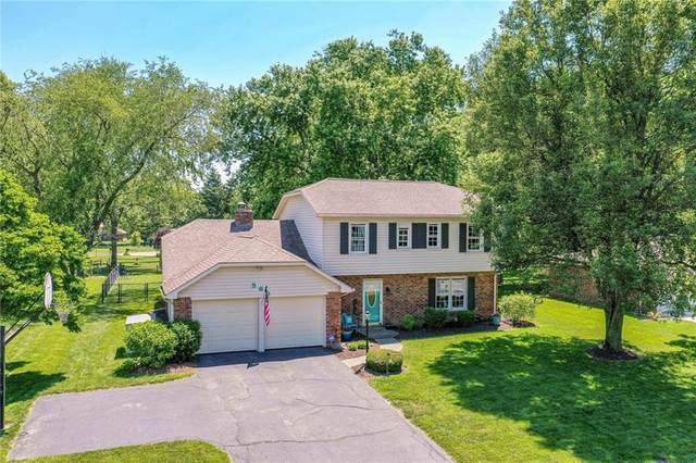 560 S Harbour Drive, Noblesville, IN 46162 (MLS #21727754) :: The Evelo Team