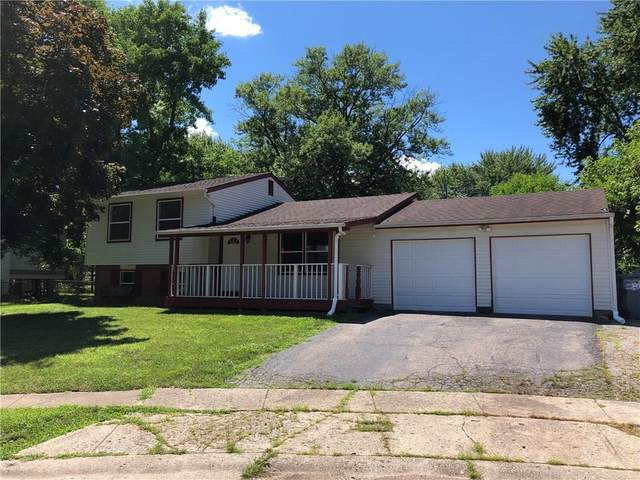 334 Broken Arrow Court, Indianapolis, IN 46234 (MLS #21727772) :: Anthony Robinson & AMR Real Estate Group LLC