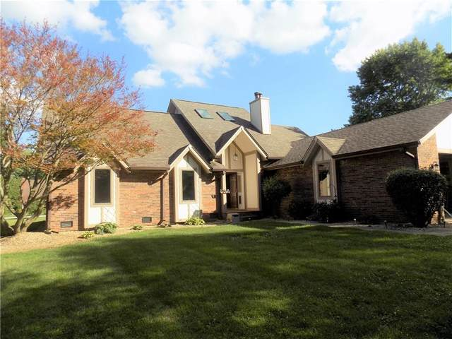 4895 Devonshire Drive, Pittsboro, IN 46167 (MLS #21727783) :: Mike Price Realty Team - RE/MAX Centerstone