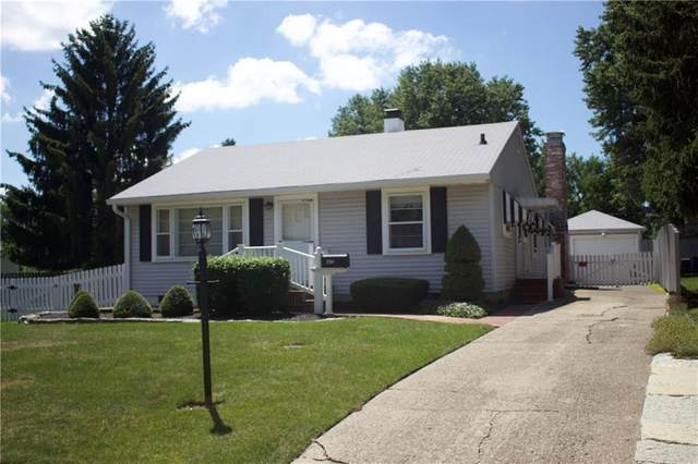 354 N Cecil Avenue, Indianapolis, IN 46219 (MLS #21727784) :: Anthony Robinson & AMR Real Estate Group LLC
