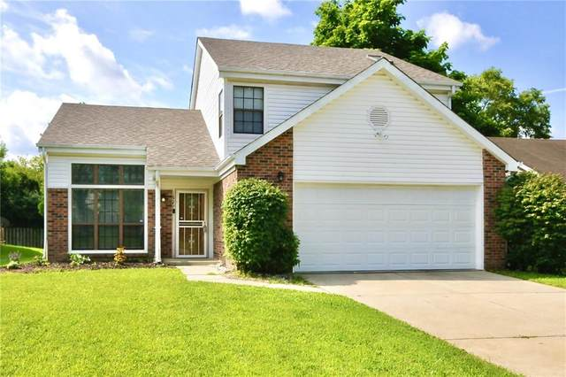 6749 Cobden Lane, Indianapolis, IN 46254 (MLS #21727791) :: Anthony Robinson & AMR Real Estate Group LLC
