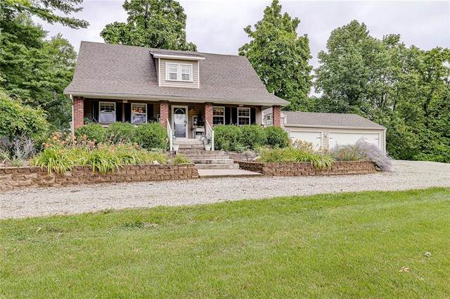 410 E State Road 42, Mooresville, IN 46158 (MLS #21727814) :: Mike Price Realty Team - RE/MAX Centerstone