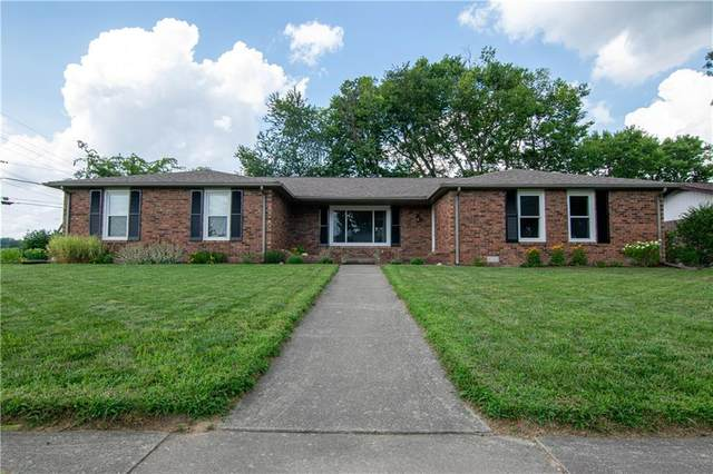 3365 Flintwood Drive, Columbus, IN 47203 (MLS #21727828) :: Mike Price Realty Team - RE/MAX Centerstone