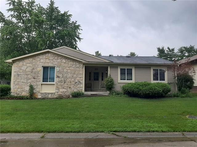 2803 Saddle Barn E Drive #0, Indianapolis, IN 46214 (MLS #21727866) :: AR/haus Group Realty
