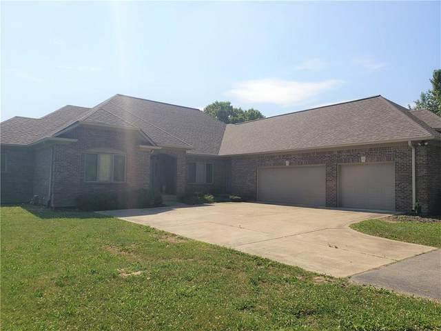 10275 N County Road 1075 E, Brownsburg, IN 46112 (MLS #21727891) :: Heard Real Estate Team   eXp Realty, LLC