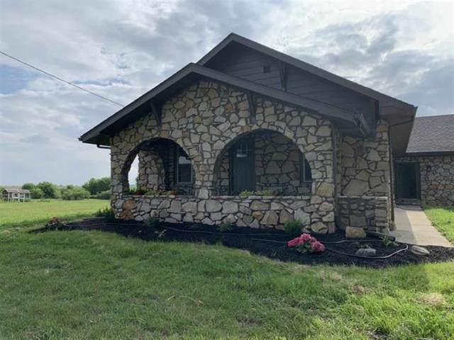 5950 N Cr 1200 W Road, Parker City, IN 47368 (MLS #21727897) :: Ferris Property Group
