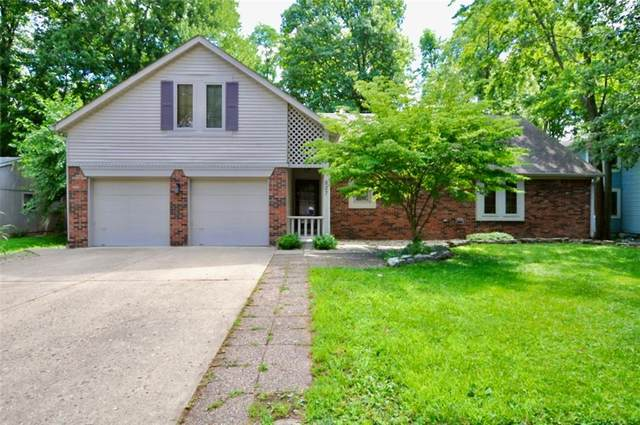 827 Vanceburg Drive, Indianapolis, IN 46241 (MLS #21727928) :: Mike Price Realty Team - RE/MAX Centerstone