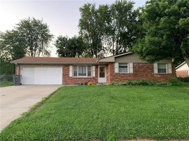 2946 Marywood Court, Southport, IN 46227 (MLS #21727965) :: The ORR Home Selling Team