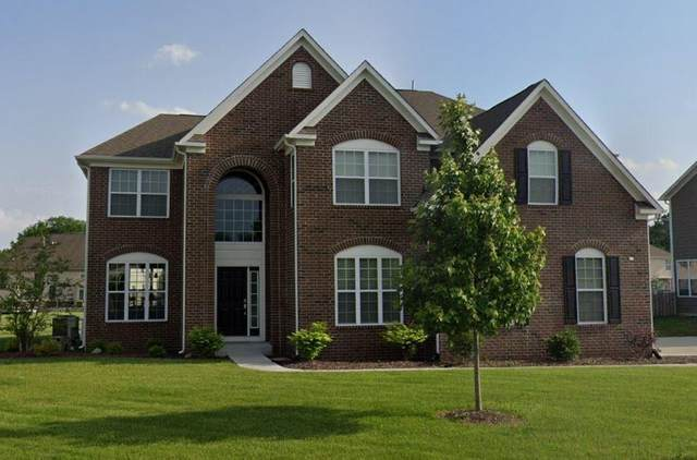 8933 Branch View Drive, Indianapolis, IN 46234 (MLS #21727967) :: Mike Price Realty Team - RE/MAX Centerstone