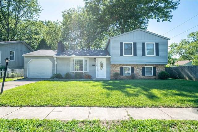 3728 Alsace Drive, Indianapolis, IN 46226 (MLS #21727974) :: Heard Real Estate Team | eXp Realty, LLC