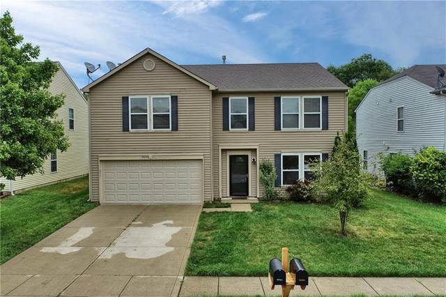 8035 Crackling Lane, Indianapolis, IN 46259 (MLS #21727977) :: Anthony Robinson & AMR Real Estate Group LLC