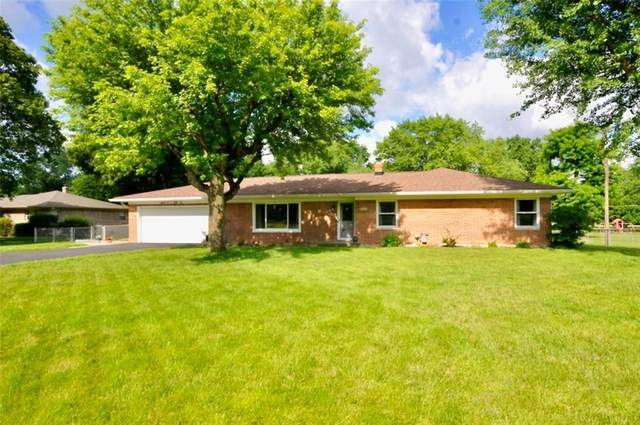 6352 Marburn Drive, Indianapolis, IN 46227 (MLS #21727985) :: Anthony Robinson & AMR Real Estate Group LLC