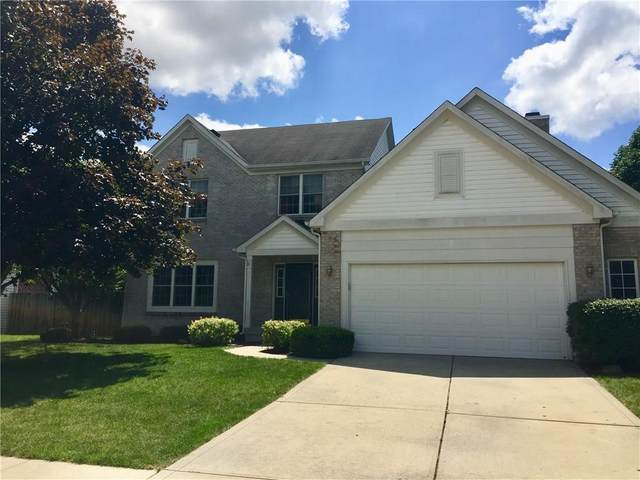7677 Prairie Fire Court, Brownsburg, IN 46112 (MLS #21728011) :: Mike Price Realty Team - RE/MAX Centerstone